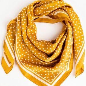 Cleobella Marigold Silk Scarf